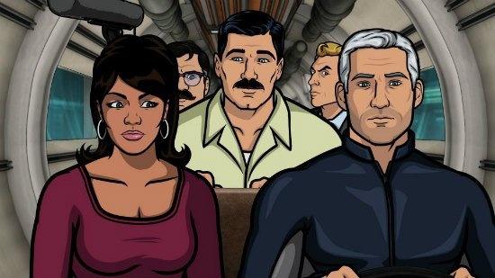 "Archer Season 4, Episode 13 Review: ""Sea Tunt: Part II"""