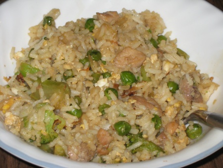 Fried rice | Favorite Recipes | Pinterest