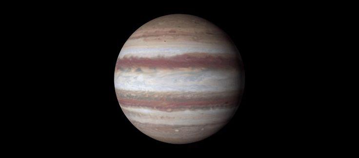Descubren un nuevo estado del hidrógeno propio de planetas gaseosos: el hidrógeno oscuro