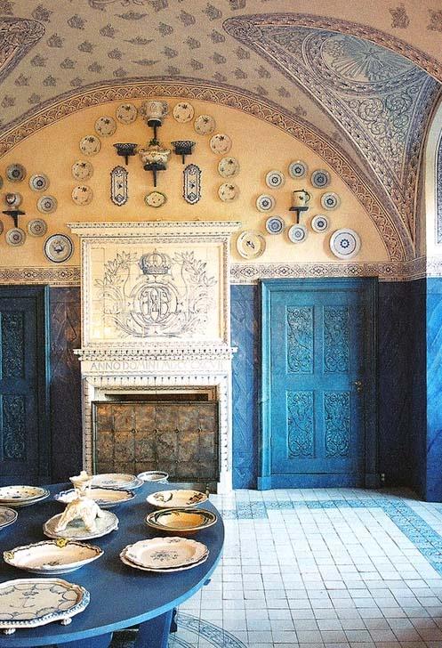 Drottingholm Blueroom