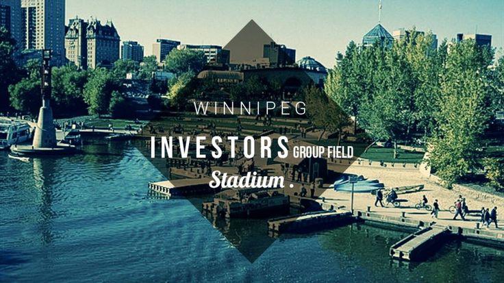 Le stade de Winnipeg