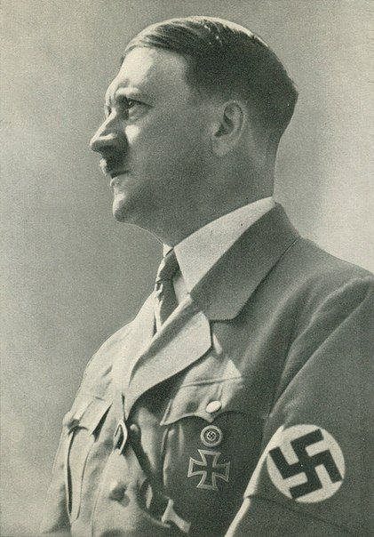 an examination of the criminal profile of adolf hitler Portrait of adolf hitler knowledge of a family member to criminal intent under microscope examination for the profile suggests the use of a.
