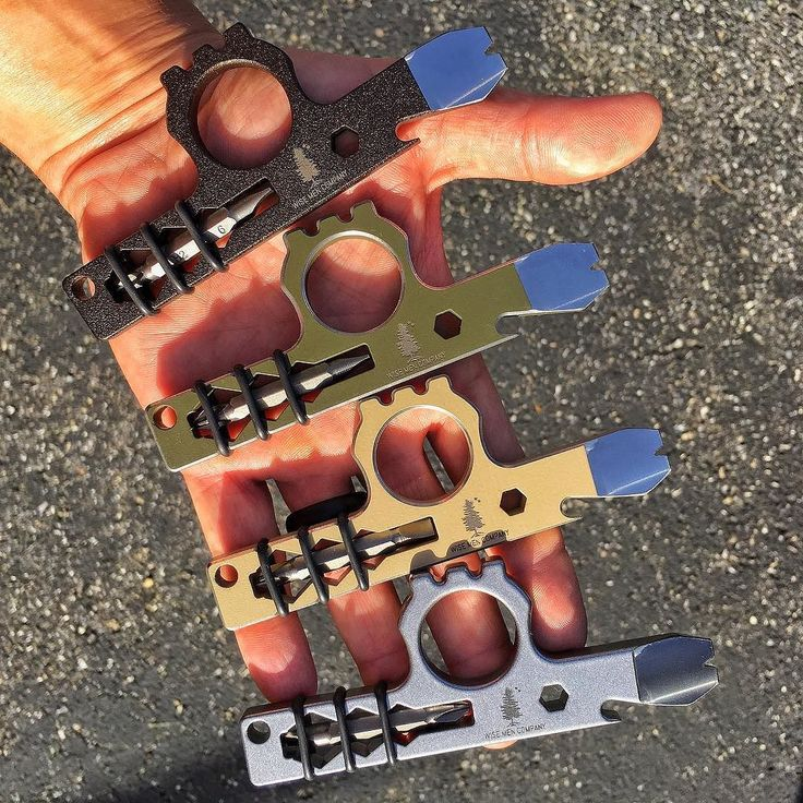 Nice pocket tool