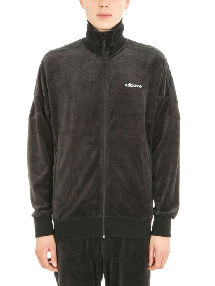 Best price on the market at italist.com Adidas  black  FLEECES & TRACKSUITS.