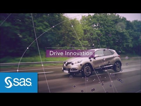 SAS Analytics for IoT Powered by Intel Technology - YouTube