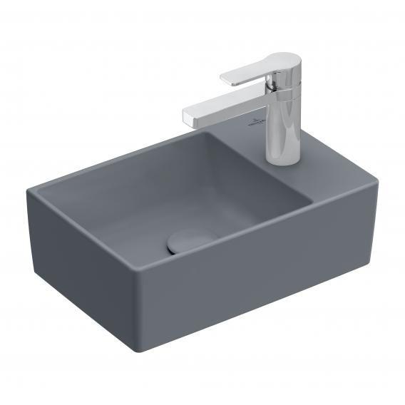 Villeroy Boch Memento 2 0 Handwaschbecken Graphite Mit