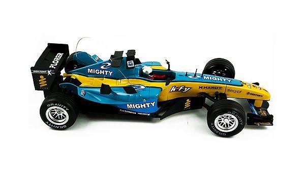 Zdalnie sterowany samochód RC Formuła 1  #zabawki #supermisiopl