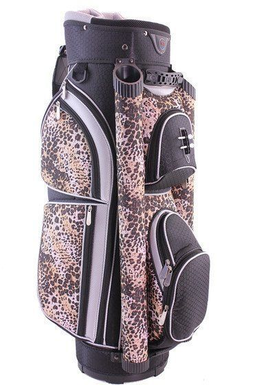 a42656a98884 Hunter Nu Sport Eclipse Cart Golf Bag in Cheetah  golfbags