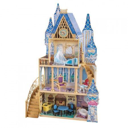 Hamupipőke / Cinderella Királyi Álomkastély babaház, Kidkraft