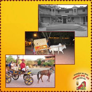 Nakhrali Dhani is a wonderful entertainment destination and #village #resort near #Indore which has evolved with a thought of engrossing common people into the world-famous #Rajasthani style of celebration and gesture.