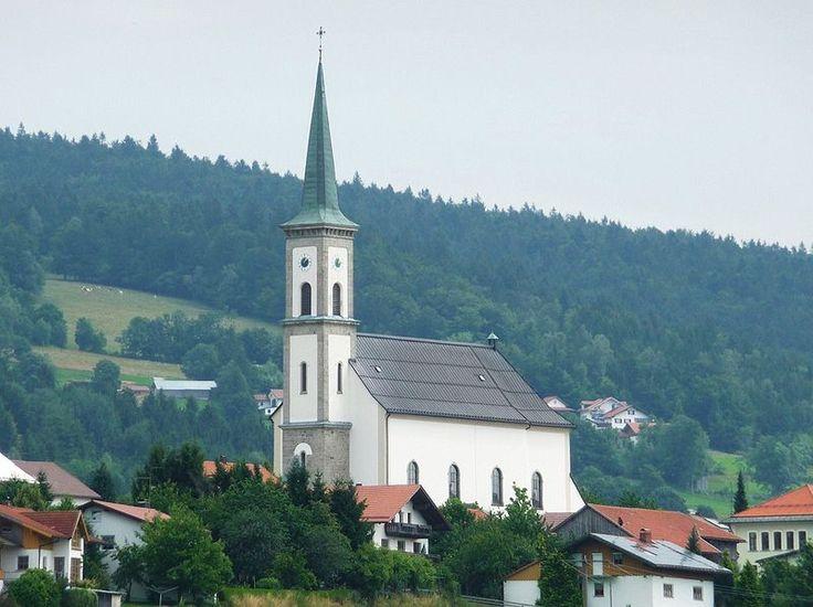 Grainet, Pfarrkirche Hl. Dreifaltigkeit (Freyung-Grafenau) BY DE