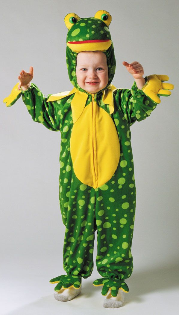 Cool Costumes Frog Spotted Plush Infant Costume just added...