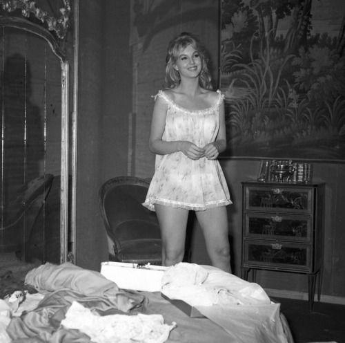 Mylene Demongeot Baby Doll Nighties Baby Doll Pajamas