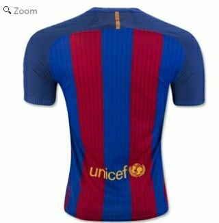 16-17 Barcelona Home Soccer Jersey Shirt(Player Version) #Polyester #Printed #men #2016-2017 #soccer #soccerjersey #jerseys #barcelona #soccerlover #soccerfans #unicef #shirt #sportclothes #swag #smile #instagood #happy #