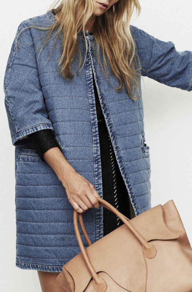 Nanushka - LOLLO - Quilt coat