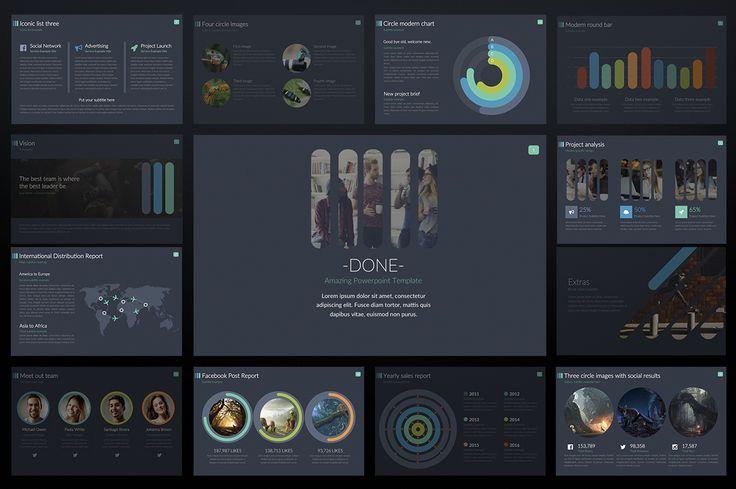 The Final Bundle | 31 Presentations  by Zacomic Studios on @creativemarket