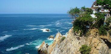 Visite de la côte pacifique du Mexique - Mexique
