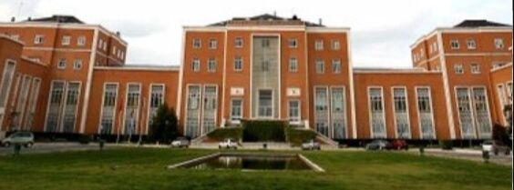 Universidades y Centros de Estudios Superiores de #Madrid