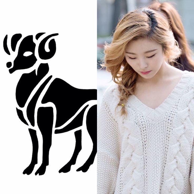 Kpop Zodiac // Aries // Wheein of MAMAMOO