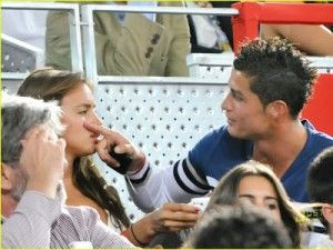 Here is the complete lsit of Ronaldo's girlfriends