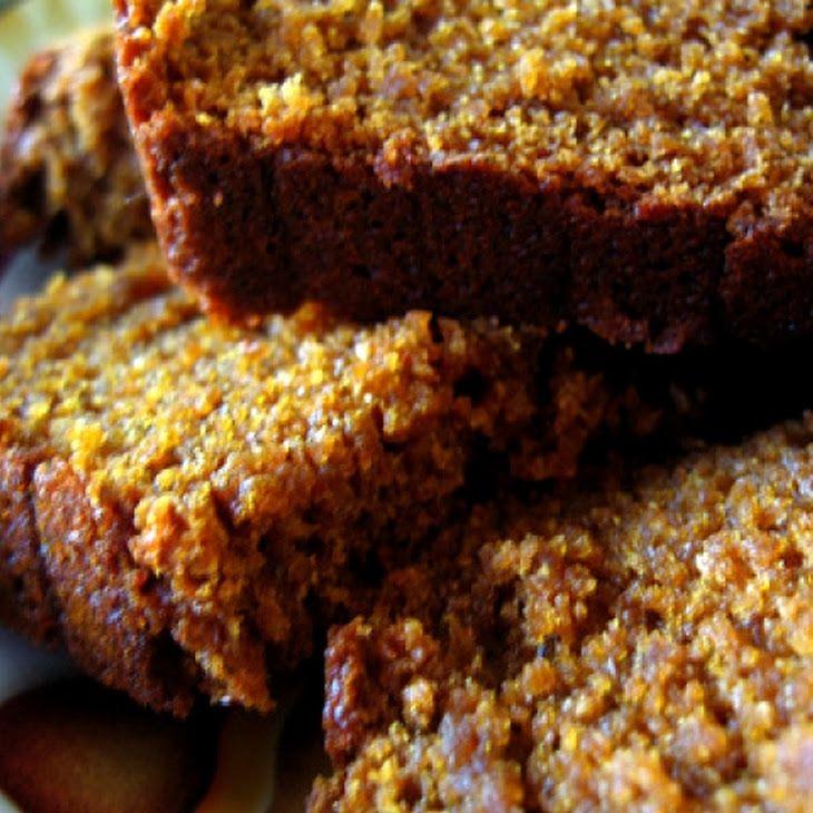 Healthy Gingerbread Loaf Recipe