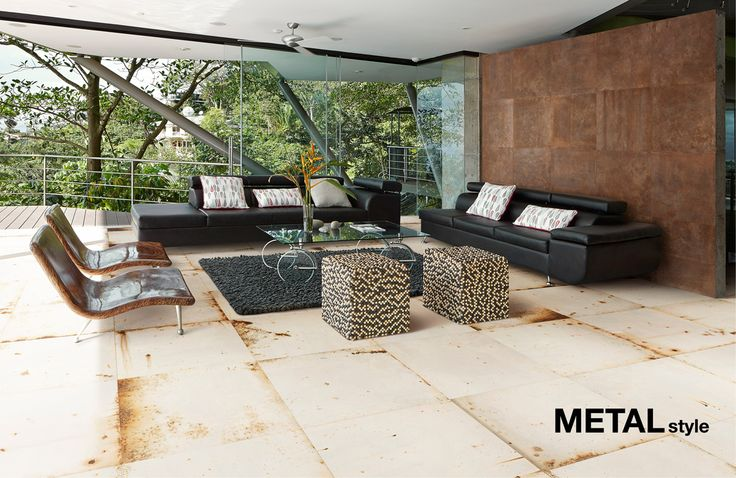 ERGON by Emilceramica Group | METAL STYLE - Corten & Revival #tiles #tegels http://tegels.nl/1817/tegels/fiorano-modenese-(mo)-/ergon.html