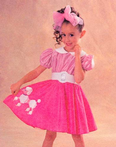 Sale Barbie Costumes Bobby Soxer Barbie Toddlers Halloween Costumes   costume includes: dress and bow. $15.00 Kids Halloween Costumes Clearance Sale