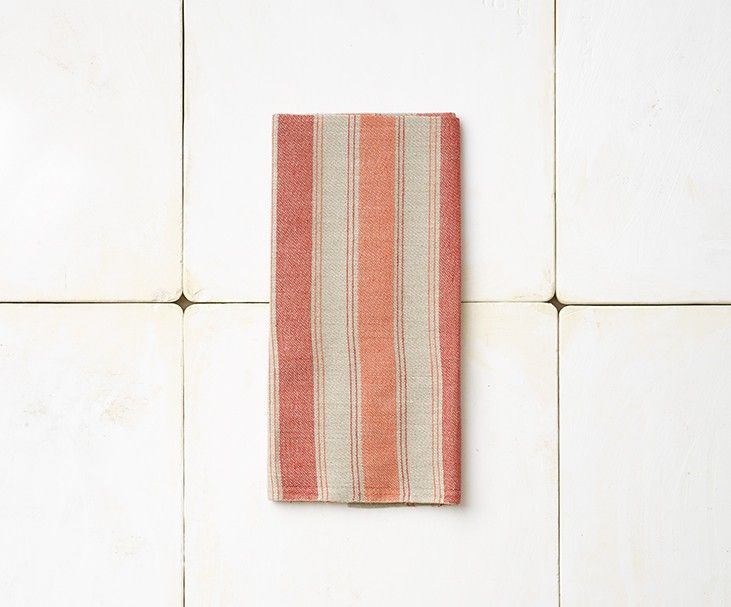 Växbo Lin Runner, Brick Red Förningsduk - Heath Ceramics