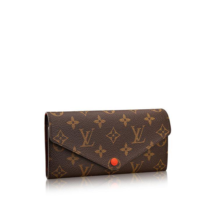 Portefeuille Josephine via Louis Vuitton