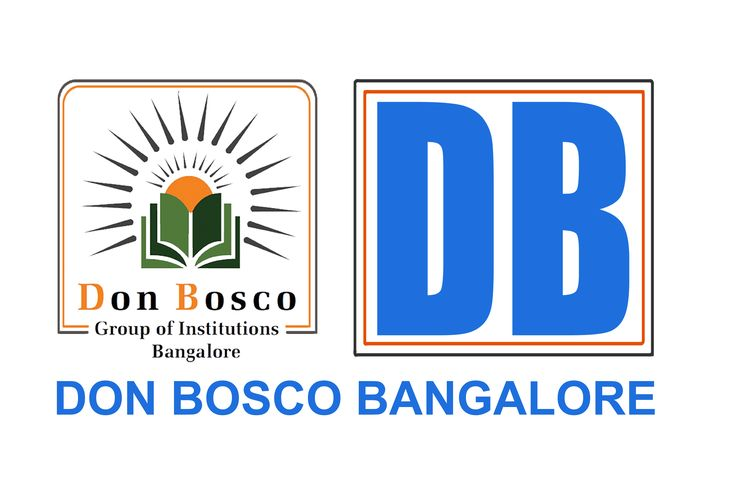 This is the official logo of Don Bosco Group of Institutions, Bangalore located at Mysore Road.