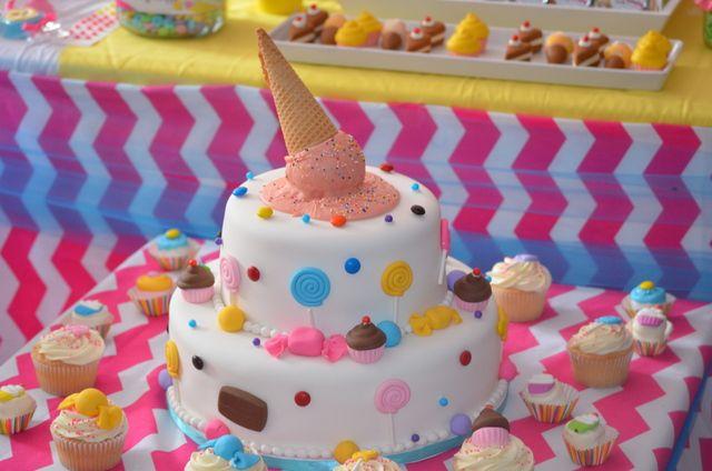 Taras Ice Cream Cake