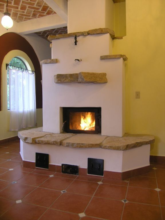 Masonry Heater Gallery