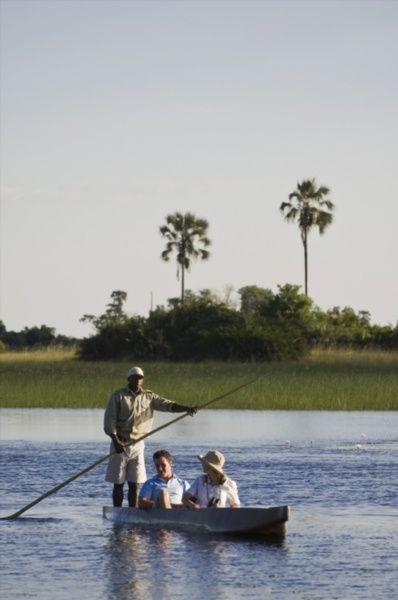 Nxabega Tented Camp, Okavango Delta, Botswana