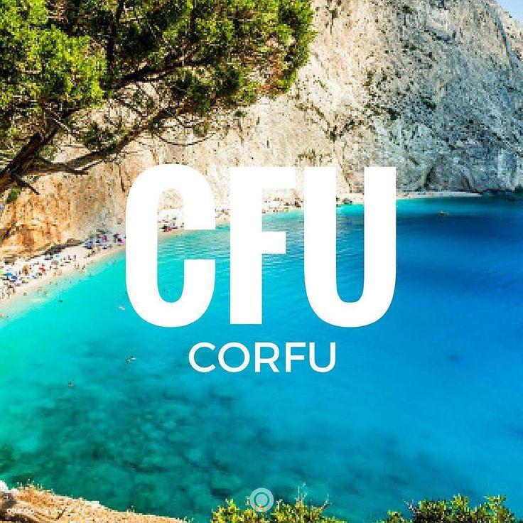 Corfu #Greece  #beautiful #city #hotel #happy #tourist #resort #amazing #hot #sunny #summer #fun #smile #family #travel #life #vacation #beauty #sun #beach #sunset #funny #holiday #flight #ticket #booking #excursion #swim #traveler