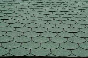 If we don't go with synthetic slate, then this is the shape I'm looking for in asphalt shingles.