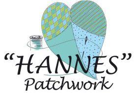 HANNES Patchwork  Tingvej 24  Vejerslev, 8881 Thorsø  tlf. 29 87 10 74