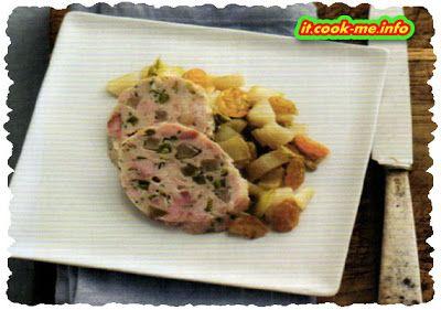Salame casalingo di maiale e tacchino