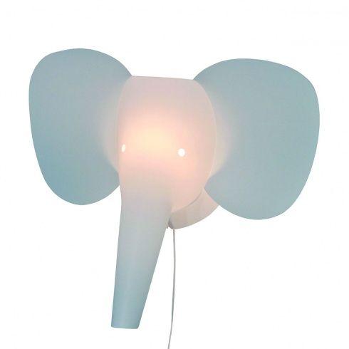 Lampada Elefante da parete Officina Crea / Ramin Razani