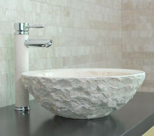 La vasque en pierre en 72 photos | Bardage Pierre | Vasque pierre ...