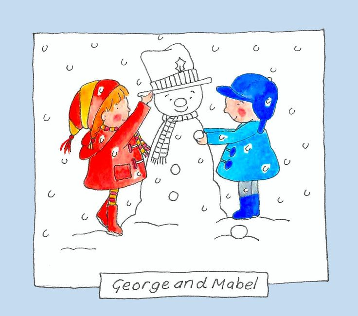 George and Mabel  www.etsy.com/shop/flapdoodledesigns