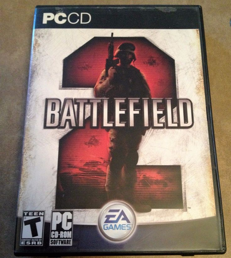 Battlefield 2 (PC, 2005) - Modern War First Person Shooter - Used - Great in Video Games Consoles , Video Games |eBay