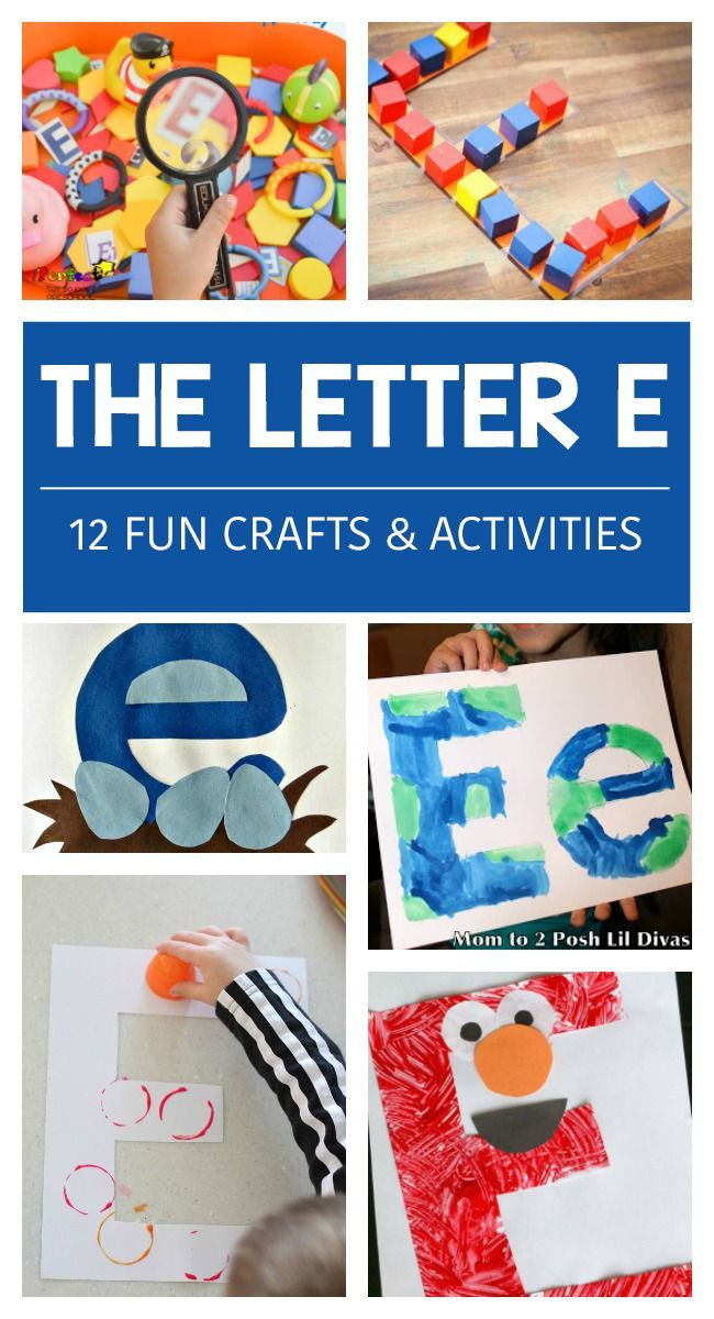 letter craft ideas best 25 letter e activities ideas on 2335