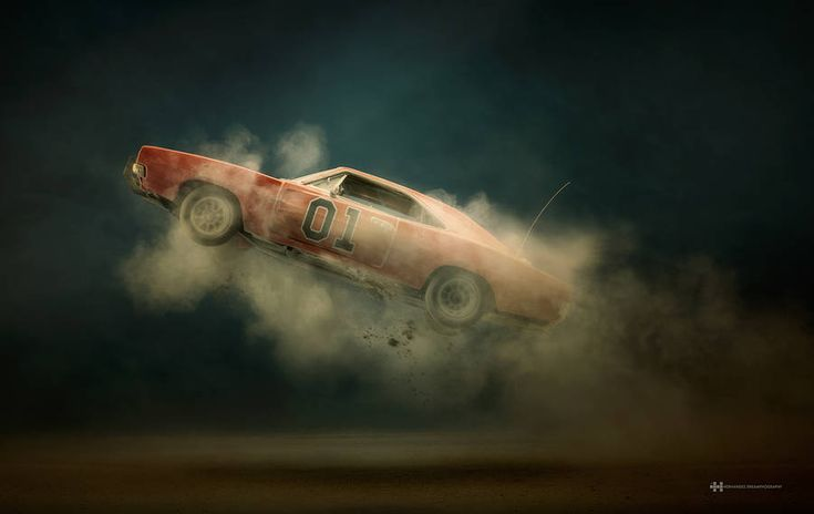 Stunning Hunts Imagined with Miniature Cars by Felix Hernandez Stunning Hunts Imagined with Miniature Cars