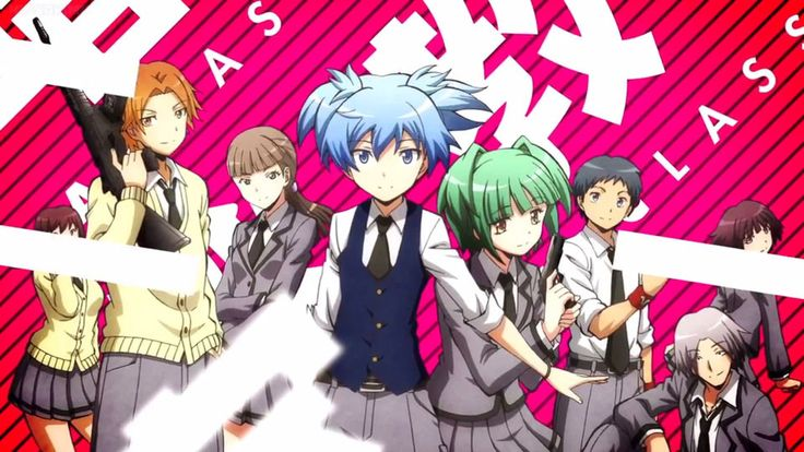 Don't miss the preview of Ansatsu Kyoushitsu, an entertaining new series from the Winter 2014/2015 line up! Description from transcend-gaming.com. I searched for this on bing.com/images