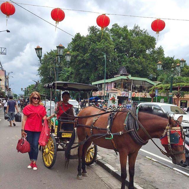Chinese new year @ Malioboro, Jogja