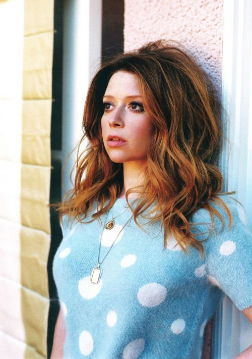 Orange is the New Black - Natasha Lyonne  She could be a Starfleet Officer and/or a Bohemian style alien