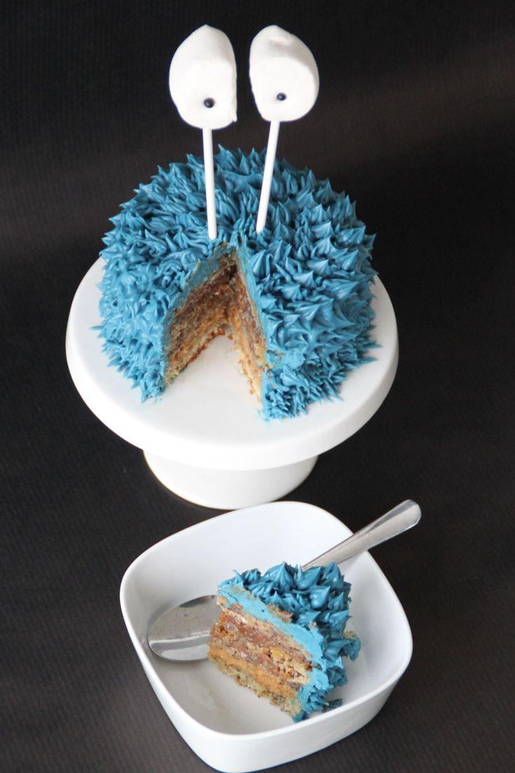 Monstertårta | Bakverk och Fikastunder