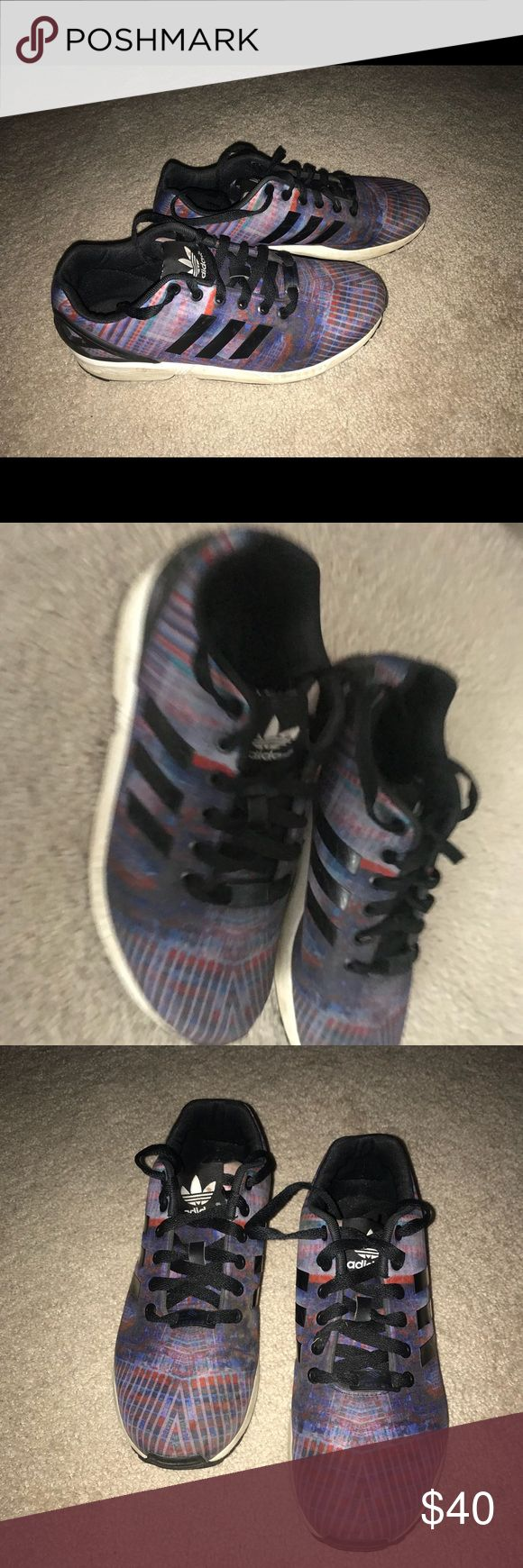 Adidas Torsion ZX FLUX Adidas Torsion ZX FLUX Male Size 8. Great condition. See pics and soles. adidas Shoes Athletic Shoes