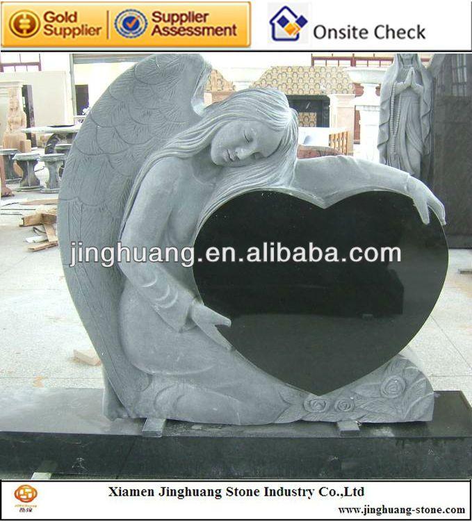 cheap Headstones, Granite Monument & Black Tombstone $100~$200