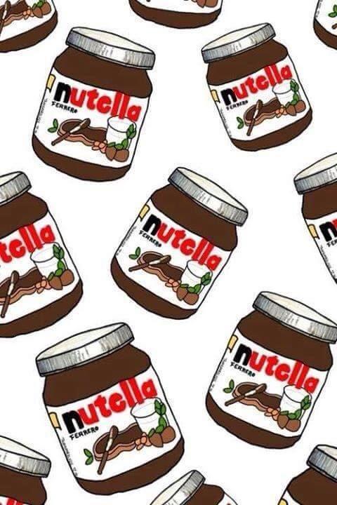 Nyam,nyam! Nutella!